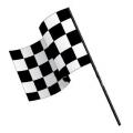 Bandiera starter a scacchi
