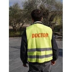 Casacca medico ufficiale