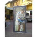 Espositore Arco Banner 200x100