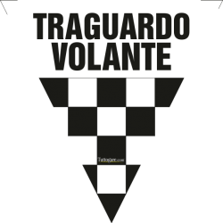 Triangolo TV in PVC
